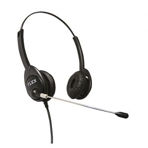 Flex Argo headset för kontor