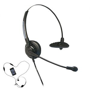 Headset flex filo